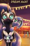 2015 cute duo equine female feral friendship_is_magic hi_res horn lovelyneckbeard mammal my_little_pony nightmare_moon_(mlp) princess_luna_(mlp) winged_unicorn wings  Rating: Safe Score: 13 User: Robinebra Date: August 13, 2015