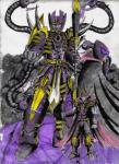 alien apocolys armored dark machine male mecha mechanical monster not_furry nyghtmar3 robot technology villan   Rating: Safe  Score: 2  User: Nyghtmar3  Date: April 11, 2015