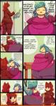 big_breasts big_butt breasts butt chubby comic duo female food huge_butt obese overweight trinity-fate62  Rating: Questionable Score: 3 User: ellegarden Date: August 28, 2015