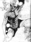 alien clothing dancing male monochrome pen_(artwork) pole pole_dancing sectoid solo traditional_media_(artwork) unknown_artist video_games x-comRating: QuestionableScore: 0User: HelloAnonMyOldFriendDate: April 21, 2018