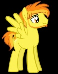 beard crossgender equine facial_hair feathered_wings feathers feral friendship_is_magic hair horse male mammal my_little_pony orange_hair pegasus smile solo spitfire_(mlp) wings wonderbolts_(mlp) yellow_feathers  Rating: Safe Score: 0 User: QuetzalcoatlColorado Date: February 24, 2016