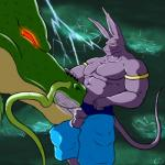 abs anthro balls beerus biceps big_muscles clothed clothing cum cum_in_mouth cum_inside cum_leaking cum_on_balls cum_on_penis dragon dragon_ball dragon_ball_super duo ear_piercing eastern_dragon erection feline fellatio feral glowing glowing_eyes gs humanoid_penis internal interspecies male mammal muscular muscular_male nipples oral pants pecs penis piercing red_eyes reptile scales scalie sex shenron signature size_difference topless translucent_body whiskers  Rating: Explicit Score: 3 User: syrmat Date: January 17, 2016