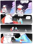 aftertale animated_skeleton blood bone clothed clothing comic dialogue english_text geno_sans_(aftertale)_(character) human loverofpiggies male mammal not_furry protagonist_(undertale) sans_(undertale) scarf skeleton text undead undertale video_games wounded  Rating: Safe Score: 5 User: Valmar Date: April 22, 2016