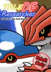 ambiguous_gender blue_body comic cover cover_page digital_media_(artwork) english_text feral groudon hi_res kyogre legendary_pokémon nintendo pokémon pokémon_(species) red_body text vavacung video_games yellow_eyes
