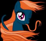 2015 alpha_channel badumsquish equine fan_character female forked_tongue ginger_hair hair horse hybrid kalianne looking_at_viewer mammal my_little_pony naga one_eye_closed orange_hair pony portrait purple_eyes reptile scalie simple_background slit_pupils snake solo tongue transparent_background wink  Rating: Safe Score: 7 User: 2DUK Date: October 15, 2015