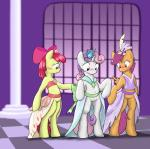 2015 apple_bloom_(mlp) barely_visible_genitalia blush clothed clothing cub dress earth_pony equine feathered_wings feathers female feral friendship_is_magic group hair hi_res horn horse mammal multicolored_hair my_little_pony orange_feathers partially_clothed pegasus pony purple_hair pussy red_hair scootaloo_(mlp) seidouryu subtle_pussy sweetie_belle_(mlp) two_tone_hair unicorn wings youngRating: ExplicitScore: 15User: Cat-in-FlightDate: April 17, 2018