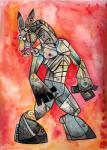 abstract bridle donkey equine male mammal solo terzy unknown_artist  Rating: Safe Score: 3 User: CatBox Date: September 28, 2013