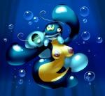 anthro armpits breasts elpatrixf female fin fish marine nintendo nipples nude pokémon pokémorph smile solo underwater video_games water whiscashRating: QuestionableScore: 3User: ZerotheninetailsDate: July 31, 2014