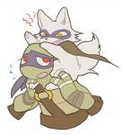 alopex angry arctic_fox canine chibi cute donatello_(tmnt) fox mammal reptile scalie teenage_mutant_ninja_turtles turtle   Rating: Safe  Score: 1  User: Zedee  Date: April 16, 2014