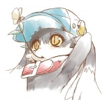 collar flower fur grey_fur klonoa male plain_background shaolin_bones slit_pupils solo white_background yellow_eyes   Rating: Safe  Score: 4  User: Lionx  Date: November 18, 2012