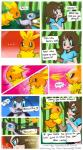 arthropod beautifly blue_eyes brown_hair chibi-depraved comic english_text female fire hair insect male nintendo pokémon text torchic video_games   Rating: Safe  Score: 1  User: Juni221  Date: March 07, 2014