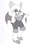 2013 anthro bat big_breasts breasts camel_toe cleavage clothed clothing female hair looking_at_viewer mammal matospectoru rouge_the_bat smile solo sonic_(series) wings   Rating: Questionable  Score: 10  User: Robinebra  Date: November 13, 2013