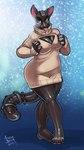 2014 angrboda breast_grab breasts feline keyhole_turtleneck mammal rubber snow solo sweater syn_(character) tongue tongue_out turtleneck_sweater   Rating: Questionable  Score: 3  User: Arkham_Horror  Date: March 30, 2015