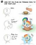 ^_^ anonymous bestiality book breakfast comic cum cutie_mark dialogue eating english_text equine eyes_closed female feral food friendship_is_magic grumblepluck hair horse human interspecies mammal multicolored_hair my_little_pony pancake pegasus penis pony purple_eyes rainbow_dash_(mlp) rainbow_hair smile text thick_penis wings  Rating: Explicit Score: 14 User: Kholchev Date: September 19, 2012