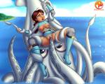 beauty_mark bestiality blue_eyes bound breasts brown_hair cephalopod clothing disney duo female female_on_feral feral forced hair hi_res human human_on_feral interspecies mammal marine open_mouth penetration penny_proud ponytail pussy pussy_juice rape reit restrained sea spread_legs spreading squid tears tentacle_rape tentacles the_proud_family torn_clothing vaginal vaginal_penetration water  Rating: Explicit Score: 8 User: Pasiphaë Date: April 14, 2016