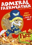 admiral_fairweather beard box_art bronybarn cereal clothing equine facial_hair friendship_is_magic horse mammal milk my_little_pony parody pegasus solo wings yellow_eyes  Rating: Safe Score: 1 User: MyNameIsMarty Date: October 05, 2015