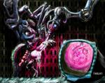 2008 alien anthro black_scales digital_media_(artwork) fugueraven machine male penetration scales scalie solo urethral urethral_penetration what worms  Rating: Explicit Score: 0 User: nightmarepotato Date: September 12, 2015