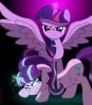 2015 absurd_res cutie_mark duo equine feathered_wings feathers female feral friendship_is_magic frown hair hi_res horn magic mammal multicolored_hair my_little_pony ponyecho purple_eyes purple_feathers spread_wings starlight_glimmer_(mlp) twilight_sparkle_(mlp) unicorn winged_unicorn wingsRating: SafeScore: 6User: ConsciousDonkeyDate: April 19, 2017