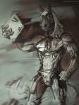 2015 anthro armor equine horse male mammal solo stigmata   Rating: Safe  Score: 2  User: deadmen2  Date: March 16, 2015