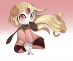 blonde_hair female hair humanoid legendary_pokémon meloetta nintendo pokémon red_eyes solo theboogie video_games   Rating: Safe  Score: 6  User: Juni221  Date: June 09, 2013