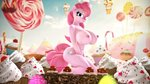 16:9 3d_(artwork) 4k absurd_res aircraft anthro anthrofied balloon big_breasts breasts candy cupcake digital_media_(artwork) equid equine female food friendship_is_magic frosting hasbro hi_res hot_air_balloon huge_breasts kneeling lollipop loveslove mammal my_little_pony nipples nude pinkie_pie_(mlp) solo source_filmmaker widescreen