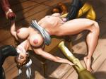 abdominal_bulge animal_genitalia balls bestiality big_breasts breasts capcom chun-li cum cum_in_hair cum_in_mouth cum_in_pussy cum_inside cum_on_face disembodied_penis double_handjob double_penetration double_vaginal equine fellatio female feral gangbang group group_sex hair handjob horse horsecock human interspecies lying male male/female mammal multiple_insertions nipples nude on_back oral oral_penetration penetration penis quadruple_penetration sex street_fighter triple_penetration triple_vaginal vaginal vaginal_penetration video_games vitorleone13  Rating: Explicit Score: 31 User: Pasiphaë Date: May 12, 2015
