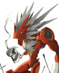 ambiguous_gender anthro avian bandage blaziken blue_eyes claws cross mecha metaphor_(artist) neon_genesis_evangelion nintendo plain_background pokémon solo video_games white_background   Rating: Safe  Score: 9  User: lalalalala  Date: May 02, 2010