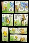 arthropod beedrill bellsprout comic female feral forest grass insect male nidorina nintendo pokémon qlock red_eyes reptile sandshrew scalie text tree turtle video_games wartortle webcomic wings   Rating: Safe  Score: 3  User: UNBERIEVABRE!  Date: January 19, 2014
