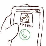 2015 animated animatronic canine cellphone comic five_nights_at_freddy's fox foxy_(fnaf) gud machine mammal message phone robot simple_background teeth text video_games white_background  Rating: Safe Score: 12 User: Hotfurry Date: August 04, 2015