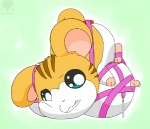 bdsm big_breasts bondage bound breasts female hamster hamtaro_(series) huge_breasts lactating latiken ribbon_bondage rodent sandy solo   Rating: Questionable  Score: 3  User: Sods  Date: July 01, 2013