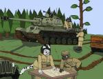 2015 big_breasts black_hair blue_eyes breasts brown_eyes brown_hair canine cannon car cat chubby color dog feline female forest green_eyes hair laya_eaterik leopard machine_gun male mammal outside panzerschreckleopard russian shading snow_leopard soviet tank tree truck world_war_2   Rating: Safe  Score: -1  User: PanzerschreckLeopard  Date: January 22, 2015