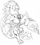 butt dragmon league_of_legends male muscles nipples skarner solo video_games   Rating: Questionable  Score: 0  User: Dragmon  Date: February 17, 2015