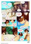 ! arno beach brothers brown_hair cat celio clothed clothing comic english_text eyes_closed feline hair half-closed_eyes half-dressed male mammal open_mouth outside peritian sea_lion seaside siamese sibling smile teeth text tongue topless  Rating: Safe Score: 6 User: EmoCat Date: October 11, 2015