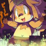attack canine city cotora fox green_eyes kemono mammal night open_mouth   Rating: Safe  Score: 1  User: KemonoLover96  Date: May 12, 2015