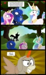 2013 apple bednarowski cardboard carrot comic cranky_doodle_donkey_(mlp) crown czudakx dialogue donkey drink english_text equine female feral friendship_is_magic fruit gold_(metal) hair horn mammal moon multicolored_hair my_little_pony necklace outside princess princess_cadance_(mlp) princess_celestia_(mlp) princess_luna_(mlp) royalty sparkle straw text tree winged_unicorn wings  Rating: Safe Score: 6 User: 2DUK Date: February 01, 2013