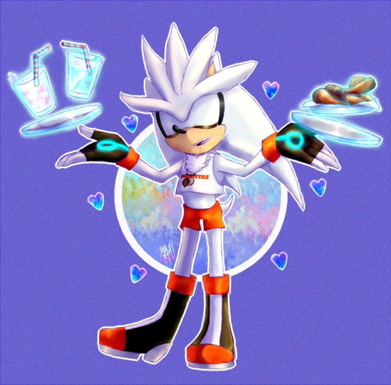 Fat Silver The Hedgehog