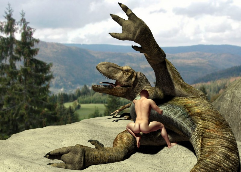 Sex With Dinosaurs 5
