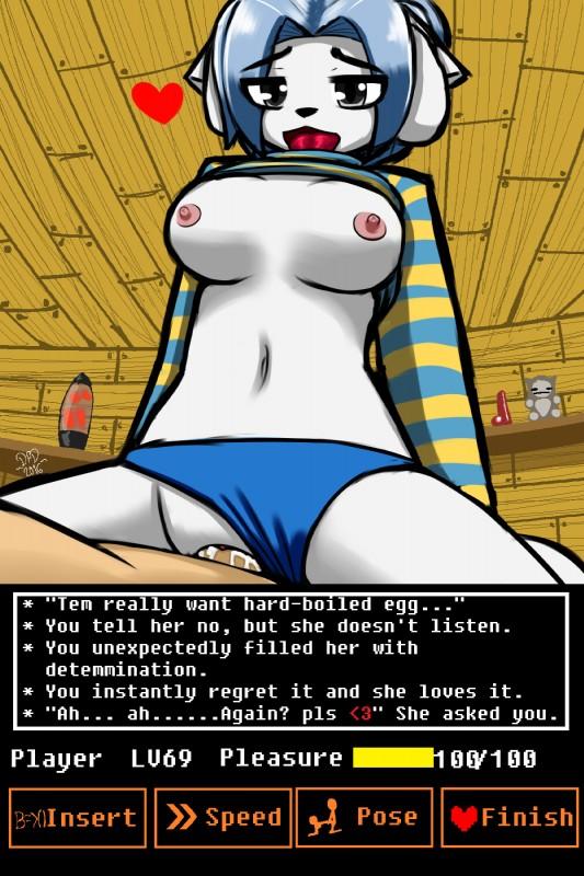 temmie sex