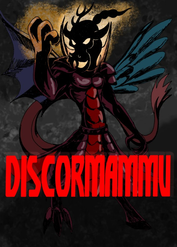 e621 discord_(mlp) dormammu equine friendship_is_magic horn horse kenichi-shinigami marvel my_little_pony ponification pony unicorn