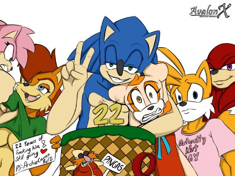 Sonic - Babysitting Cream Hacked at