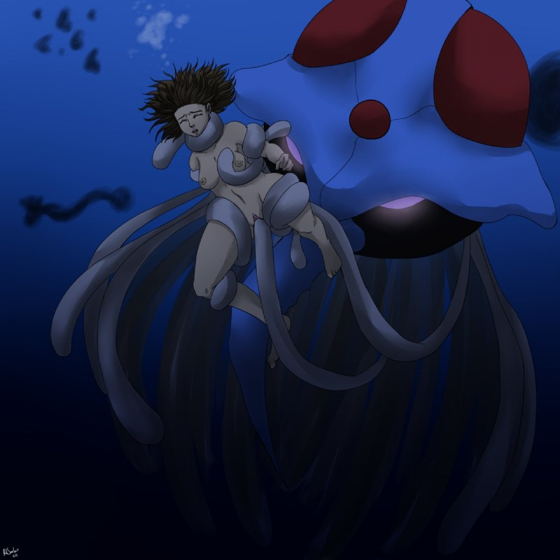 tentacle drowning