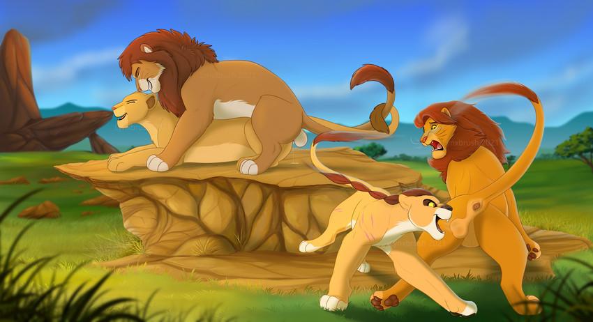Lion King E621