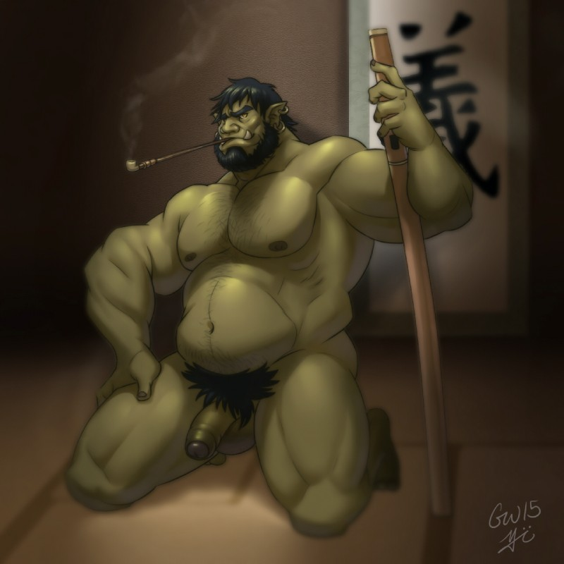 Naked Nude Orc Male Images