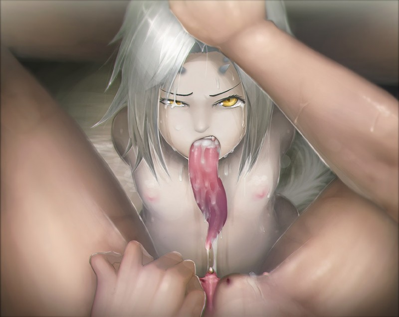 e621 amber_eyes animal_humanoid bite_mark blood clitoris clitoris_piercing cum cum_in_eye cum_in_mouth cum_inside cum_on_tongue cunnilingus dark_souls duo ejaculation female female/female female_pov first_person_view flat_chested forced fromsoftware genital_piercing gray_bear hair hand_on_head head_grab horn human humanoid human_on_humanoid hybrid interspecies loli long_tongue looking_at_viewer mammal messy nipples oral orgasm pale_skin piercing priscilla_(dark_souls) pussy pussy_ejaculation pussy_juice pussy_piercing raised_eyebrow rape scalie sex solo_focus spreading spread_legs tongue tongue_out vaginal video_games white_hair yellow_eyes young