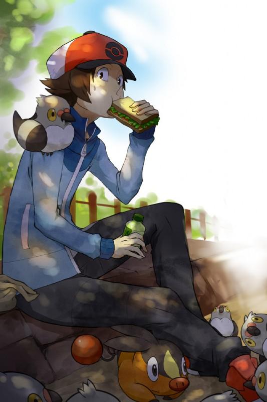 102383 mikami49 e621 - Louka pokemon ...