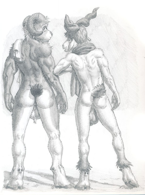 Bikini Goat Nudes Photos
