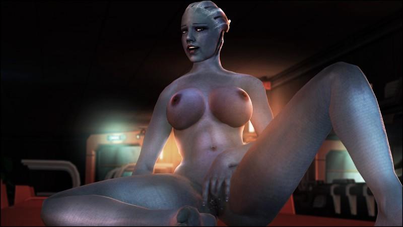 Nude Liara T Soni