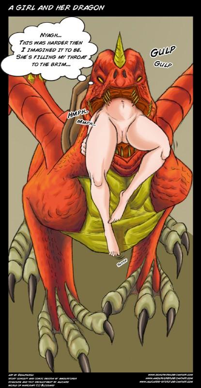 Drachen Porn