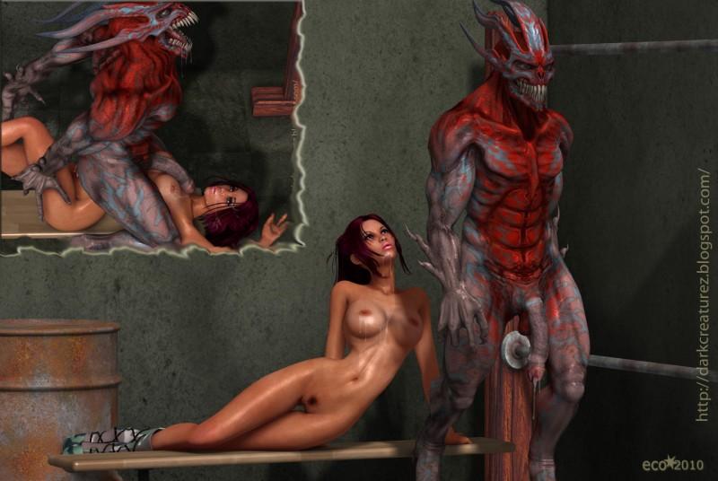Картинки фэнтези секс с демонами