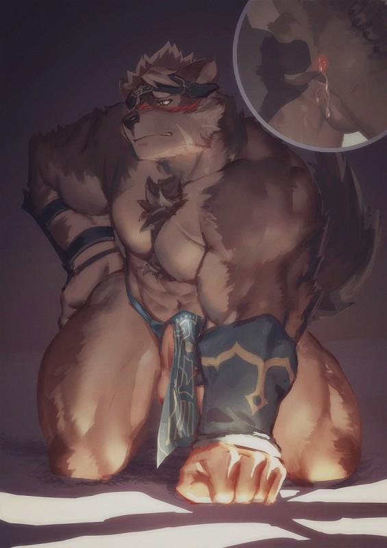 abs anal anthro anus backsack balls biceps blush
